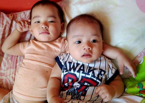 Đôi vợ chồng có 2 con sau 3 năm đưa ra quyết định liều nhất cuộc đời. Ảnh: NVCC.