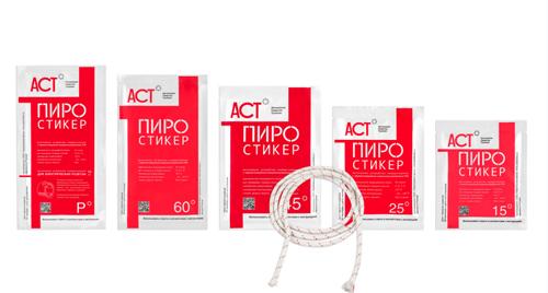 Sản phẩm Pyro Sticker và Pyro Cord dập cháy tự động sự dụng công nghệ ACT.