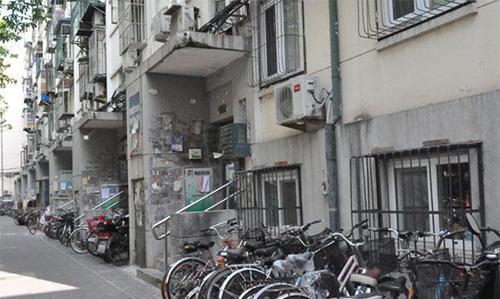 Các căn tập thể cũ có giá triệu đô ở Bắc Kinh