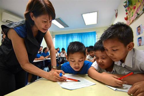 Nhiều bố mẹ Việt chưa theo kịp được với luật pháp ở các nước định cư tiên tiến.Ảnh minh họa: abwm.