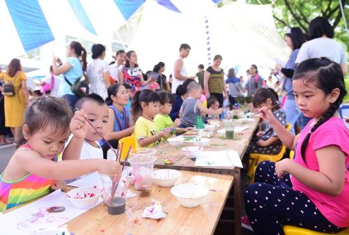 Nằm trong chuỗi các sự kiện phục vụ cộng đồng của công ty Phú Mỹ Hưng, ngày hội được biết đến sân chơi dành cho thiếu nhi thành phố vào mỗi dịp hè. Sự kiện thu hút hơn 10.000 lượt người tham gia.