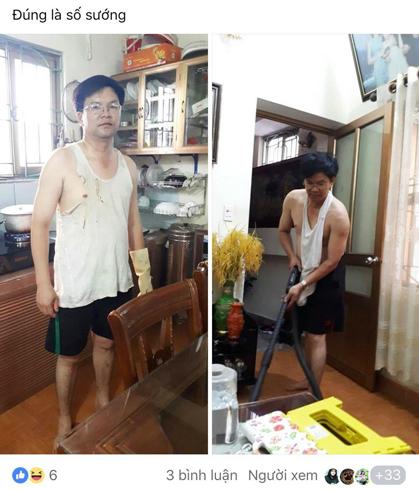Anh chồng Quảng Ninh tặng sinh nhật vợ hai viên gạch - 5