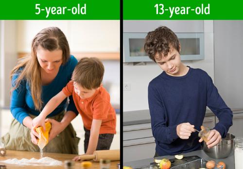10 điều con bạn phải học cách tự làm trước tuổi 13 - 2