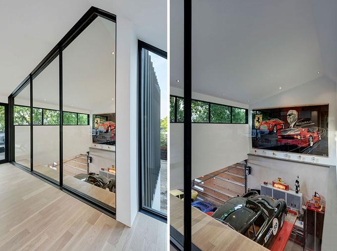 xe hop 5 1528793504 680x0 - Biệt thự dành một nửa diện tích để bày xe ôtô