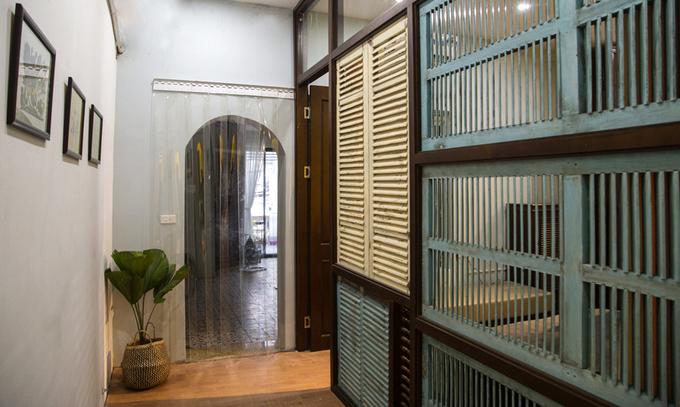 300 triệu biến kho đồ tồi tàn thành căn hộ đẹp ở phố cổ Hà Nội
