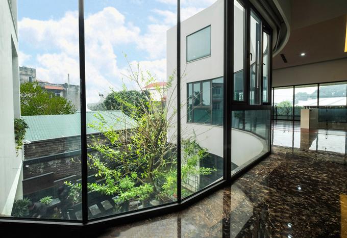 dong anh 12 1529634083 680x0 - Ngôi nhà vườn này như một công viên thu nhỏ với diện tích 450m2