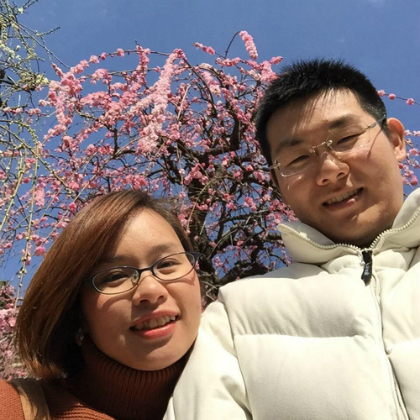 Hà sinh ra trong một gia đình có điều kiện ở Nghệ An, nhưng cô quyết tâm lập nghiệp ở Nhật. Ảnh: NVCC.