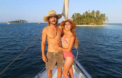 Dù gặp nhiều khó khăn, Elanya và Riley vẫn muốn tiếp tục hành trình trên biển thay vì có cuộc sống ổn định trên đất liền.Ảnh: Supplied.