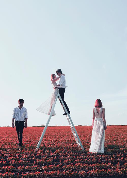 Ý tưởng chụp ảnh cưới độc đáo của nhiếp ảnh gia Serbia