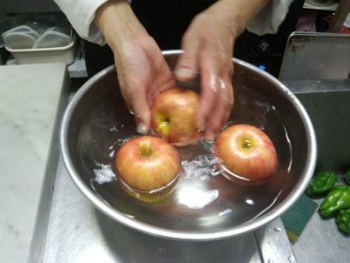 Rửa ở 50°C - bí quyết giúp mọi thực phẩm ngon hơn của người Nhật - ảnh 1