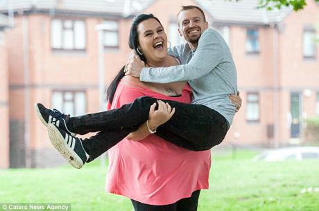 Tổ ấm hoàn hảo của người vợ nặng hơn chồng 100 kg