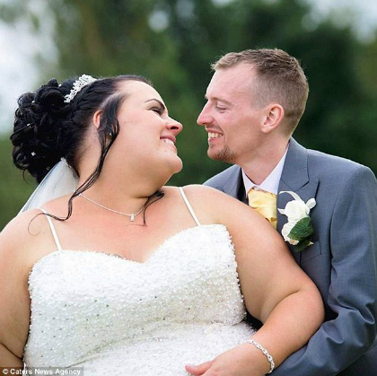 Tổ ấm hoàn hảo của người vợ nặng hơn chồng 100 kg - 3