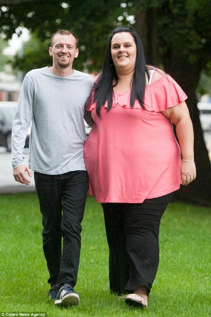 Tổ ấm hoàn hảo của người vợ nặng hơn chồng 100 kg - 2