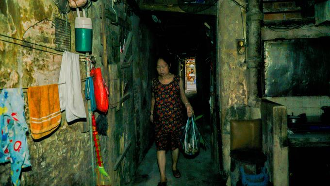 Những con ngõ như địa đạo ở Hà Nội