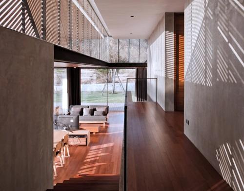 Sàn gỗ giúp căn nhà sạch sẽ, sang trong