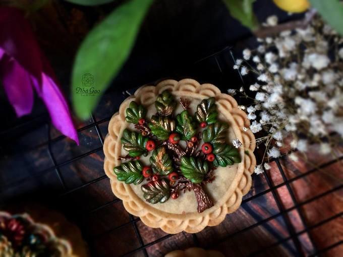 Bánh handmade chấm dứt thời kỳ đơn điệu của bánh Trung thu