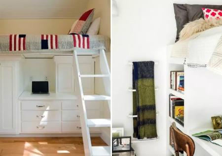 17 cách sắp đặt khiến phòng nhỏ có cảm giác rộng hơn - 12