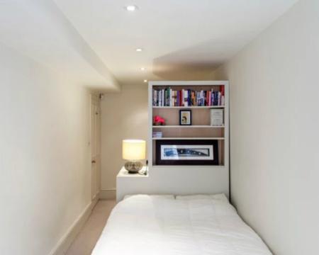 17 cách sắp đặt khiến phòng nhỏ có cảm giác rộng hơn - 4