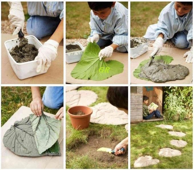 12 kiểu trang trí khiến sân vườn nhà bạn đẹp như khách sạn