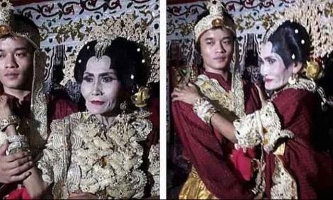 Chàng trai có biệt danh 'kẻ đào vàng' khi lấy vợ hơn 45 tuổi