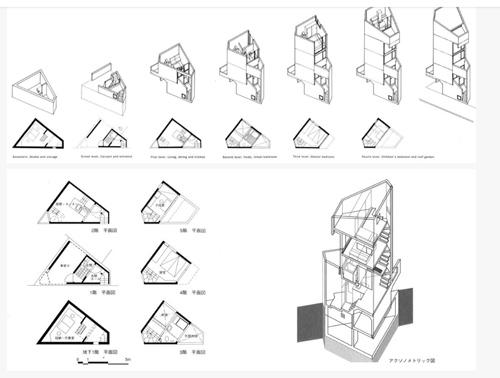 nha 4755 1540956470 - Kiến trúc độc đáo của ngôi Nhà Nhật 12 m2 vẫn tiện dụng suốt 50 năm