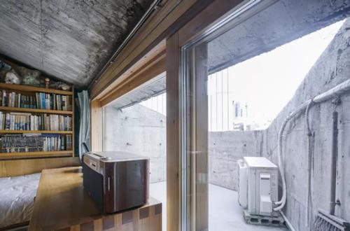 san 2923 1540956470 - Kiến trúc độc đáo của ngôi Nhà Nhật 12 m2 vẫn tiện dụng suốt 50 năm