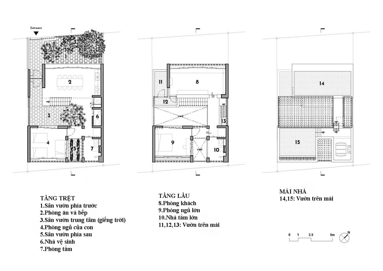 StudioHAPP Phan Thiet House 680x0 - Nhà mang phong cách Nhật kết hợp Tây Ban Nha ở làng chài Bình Thuận