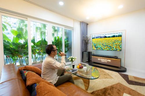 Bố trí phòng khách đẹp mơ màng như KTS Thanh Truyền (bài xin edit, Uyên biên tập) - 2