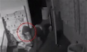 Ông bố thấy trộm bò vào phòng con trai 2 tuổi khi mình vắng nhà