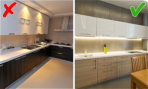 9 lỗi thiết kế khiến khu bếp dù đắt tiền vẫn dở tệ - 5