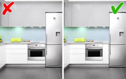 9 lỗi thiết kế khiến khu bếp dù đắt tiền vẫn dở tệ - 7