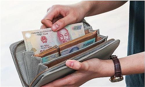 Xem thói quen dùng tiền, biết khả năng giàu có của bạn