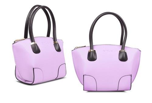 Màu sắc tươi trẻ hợp thời trang, sang trọng, phù hợp với mọi hoàn cảnh, túi xách Girlie sẽ giúp bạn tạo điểm nhấn mỗi khi ra ngoài.  Sản phẩm được bán với giá ưu đãi 398.500 đồng từ ngày 3/12 đến hết 10/12 trên Shop VnExpress.