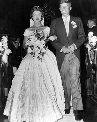 Đám cưới của 10 đời tổng thống Mỹ - ảnh 2