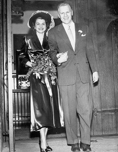 Đám cưới của 10 đời tổng thống Mỹ - ảnh 4