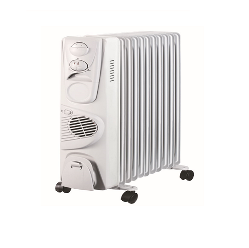 Máy sưởi dầu Wenice WN-2500 có để làm ấm những căn phòng diện tích rộng