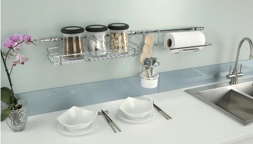 Mẹo tận dụng các góc trong không gian bếp