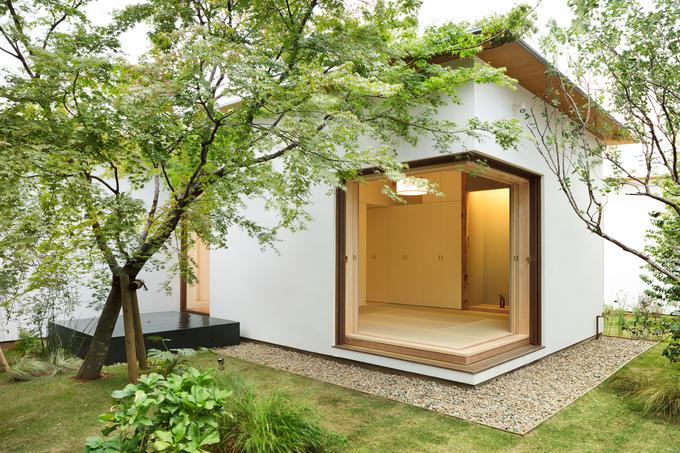 Bên trong ngôi nhà Nhật được trao giải thiết kế đẹp nhất 2018