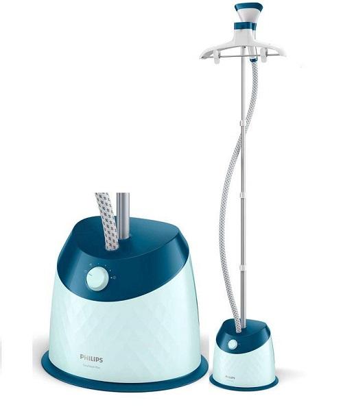 Bàn ủi hơi nước Philips GC518: Hàng chính hãng (bảo hành toàn quốc),giảm 50% còn 2,268 triệu đồng. Với kiểu dáng sang trọng với màu xanh phối trắng, công suất 1.600W, dung tích 1.600 ml, 5 tốc độ lựa chọn, chế độ xả cặn, đặt biệt có dụng cụ ủi ly và bàn chải..., sản phẩm mang lại sự tiện lợi cho người dùng.