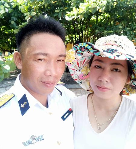 Chị Thương lấy chồng 8 năm nhưng tính tổng thời gian bên chồng chưa đầy 12 tháng. Ảnh: P.T.