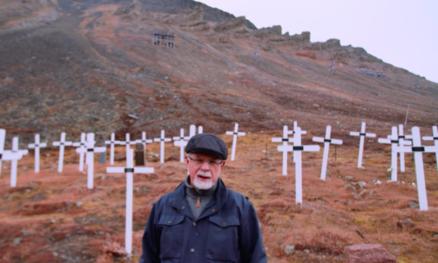 Suốt hơn 70 năm qua không có ai được chôn cất thêm thị trấn cực bắc Na Uy này. Ảnh: Nativecontent.