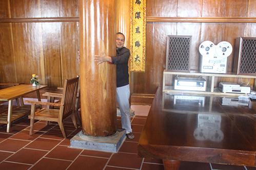 Doanh nhân chuyển nhà gỗ 300m2 từ Thanh Hóa về Đà Lạt vui tuổi già - 3