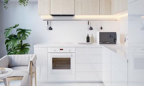9 ý tưởng cải thiện không gian bếp nhỏ hẹp - Đời sống