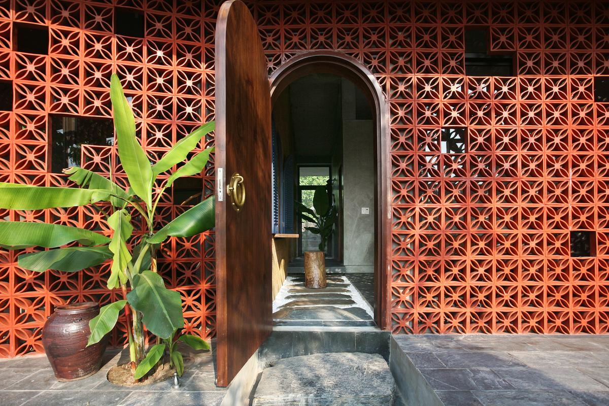 Ngôi nhà ở làng biển Nam Định hút sự chú ý của báo nước ngoài - Đời sống
