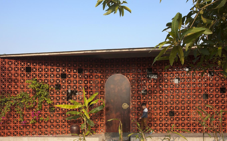 Ngôi nhà ở làng biển Nam Định hút sự chú ý của báo nước ngoài