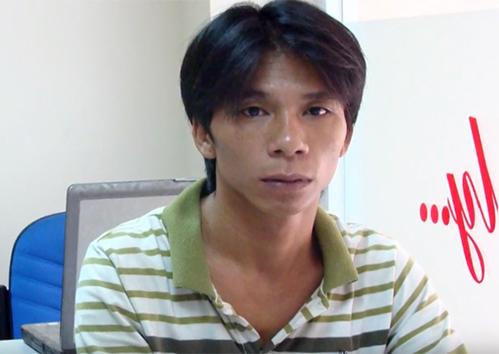 Lâm luôn nhớ đến cha kể từ khi lạc nhà. Ảnh: NCHCCCL.