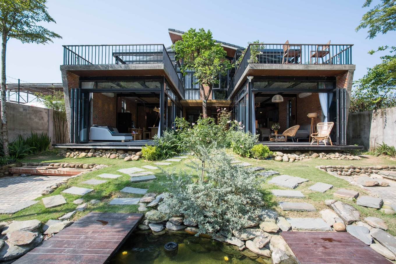 279A9306 1549855156 680x0 - Nhà xây hai tầng, có tổng diện tích sàn 280 m2 xanh mướt của 2 người bạn thân