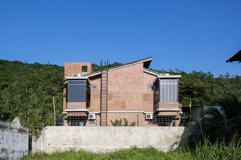 279A9486 1549855735 680x0 - Nhà xây hai tầng, có tổng diện tích sàn 280 m2 xanh mướt của 2 người bạn thân