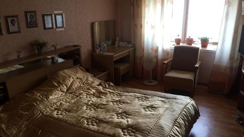 Diện tích căn hộ là 200 m2, rộng hơn so với nhà bình thường ở Bình Nhưỡng.