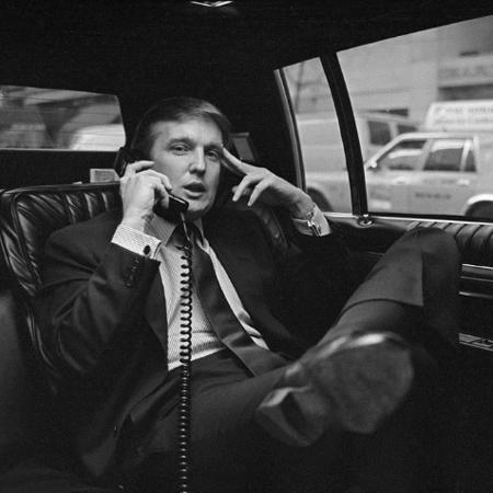 Trump còn được gọi là ông trùm đứng sau các cuộc thi sắc đẹp, trong đó có cuộc thi Hoa hậu hoàn vũ hào nhoáng bậc nhất thế giới... Ảnh: Newyorktimes.